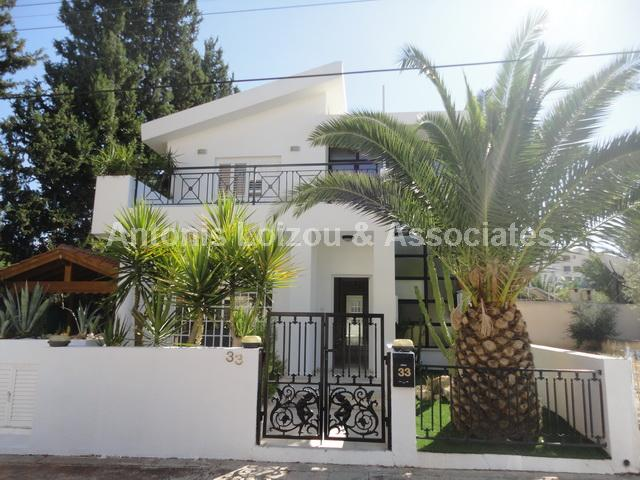 Four Bedroom Detached House in Engomi properties for sale in cyprus