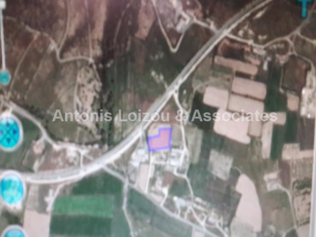 Land in Nicosia (Geri) for sale
