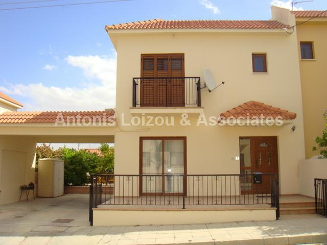 Semi detached Ho in Nicosia (Geri) for sale