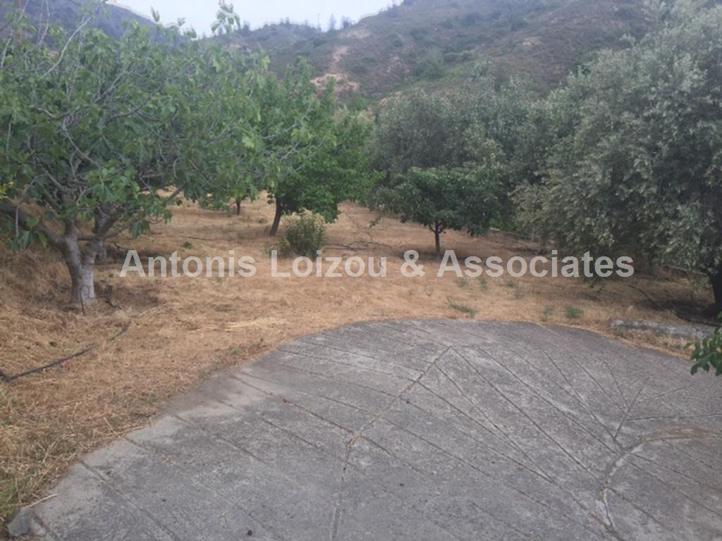 Two Bedroom Detached House in Gourri properties for sale in cyprus