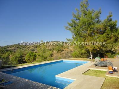 Detached House in Nicosia (Gourri) for sale