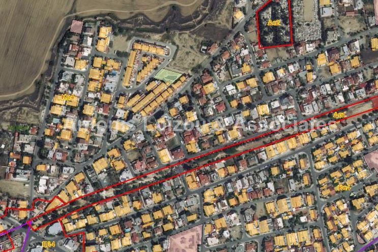 Land in Nicosia (Kaimakli) for sale