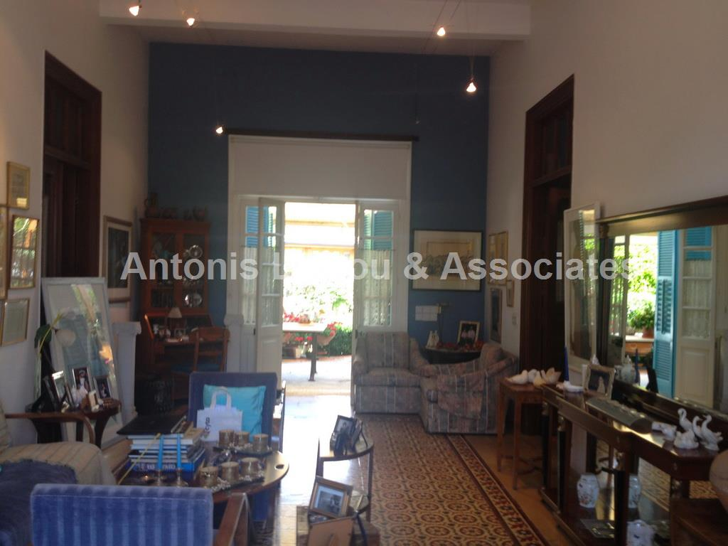 Traditional Hous in Nicosia (Kaimakli) for sale