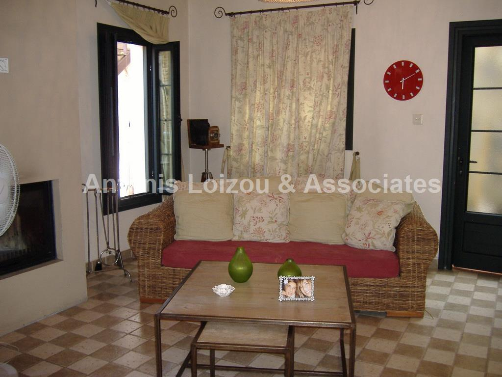 3 Bed semidetached house in Kakopetria properties for sale in cyprus