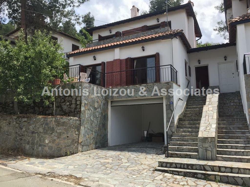 Semi detached Ho in Nicosia (Kakopetria) for sale
