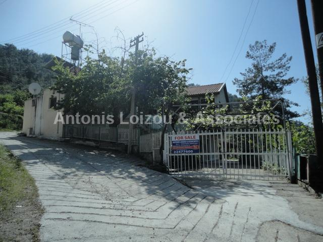 Detached Village in Nicosia (Kakopetria) for sale