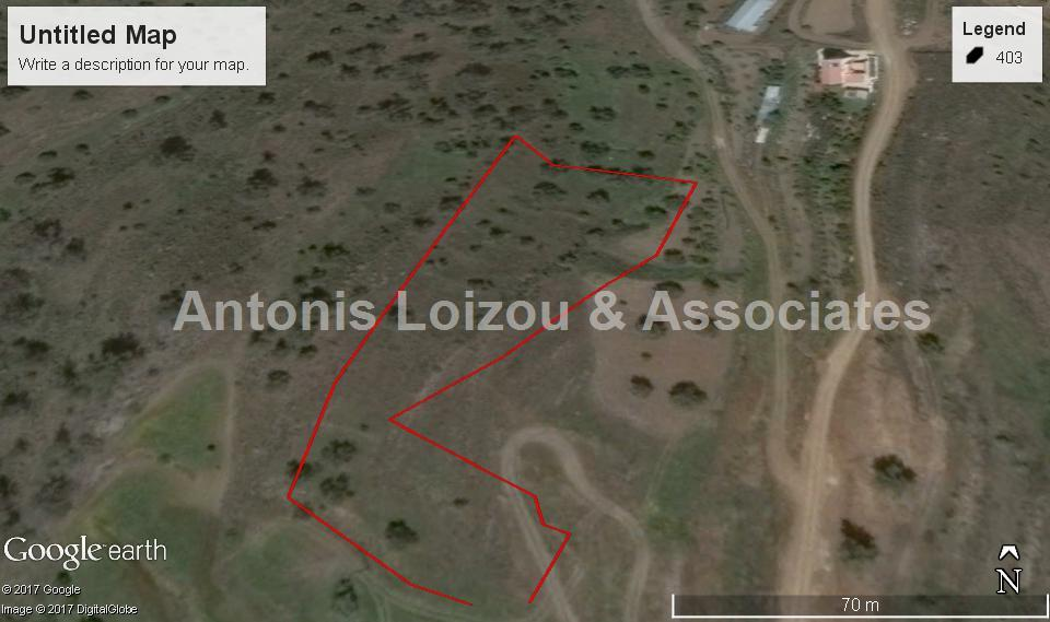 Land in Nicosia (Kapedes) for sale