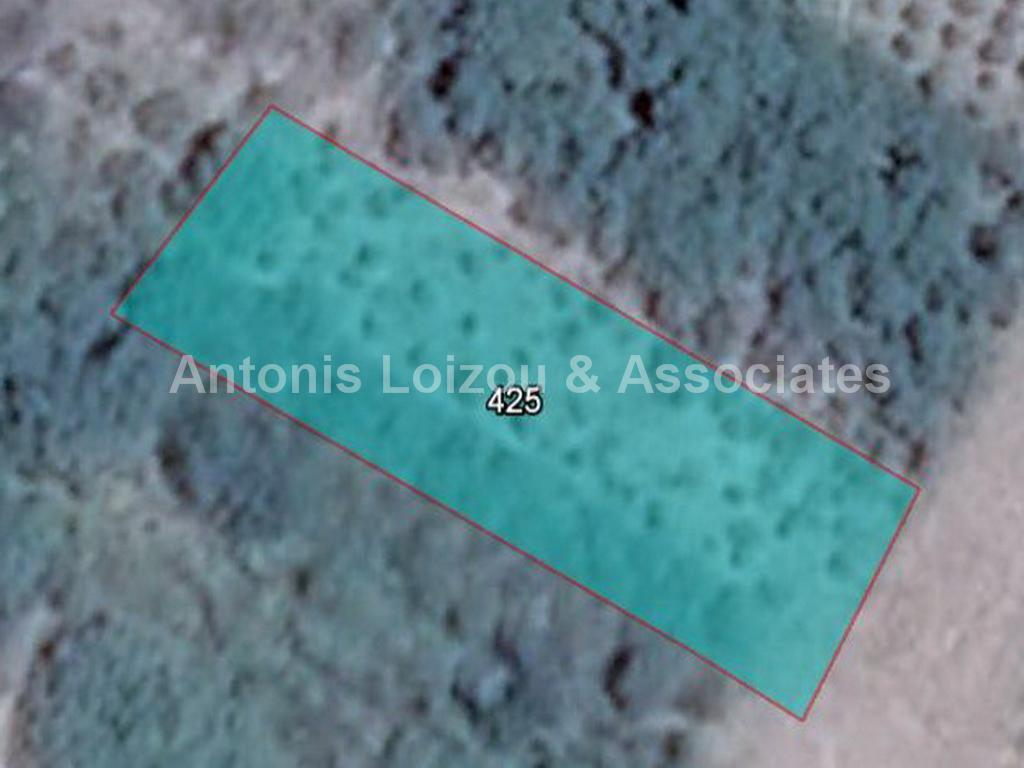 Field in Nicosia (Kato Pyrgos) for sale