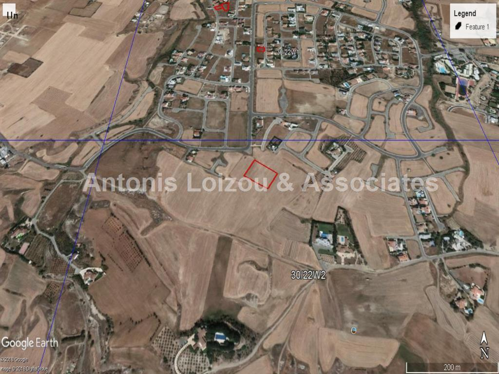 2871m² Residential plot in Lakatamia properties for sale in cyprus