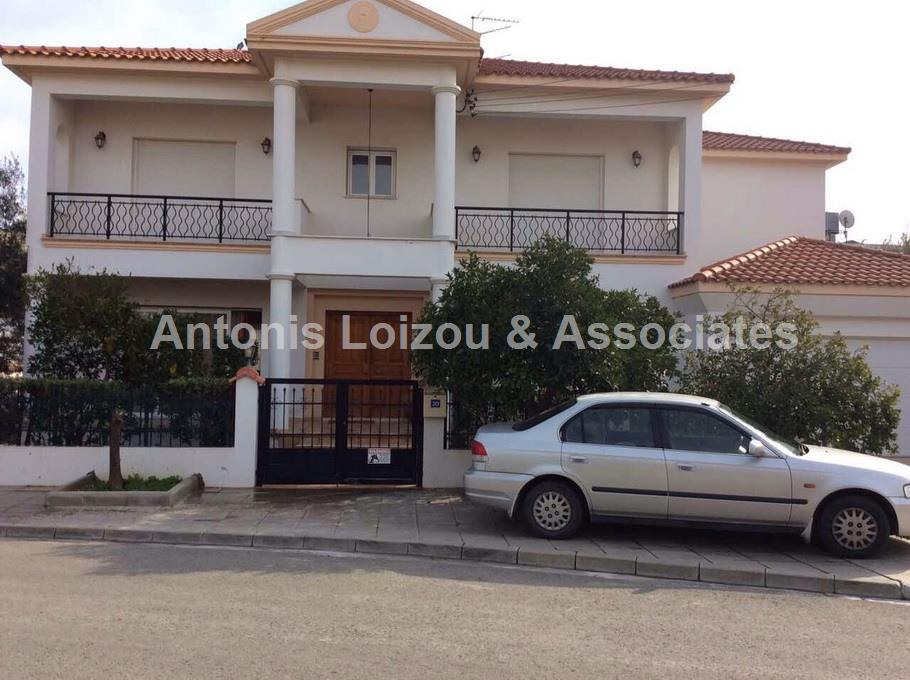 4 Bedroom Detached House in Lakatamia properties for sale in cyprus