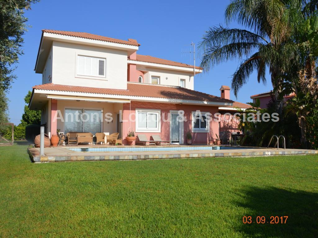 Villa in Nicosia (Lakatamia) for sale