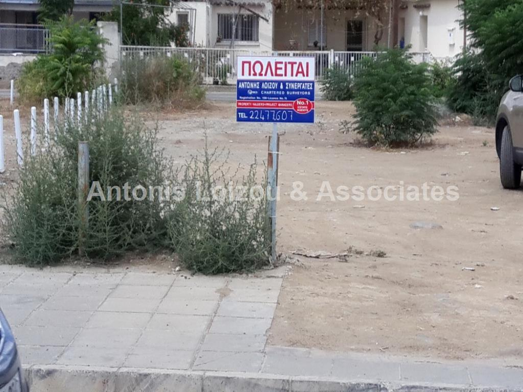 474m² Commercial Plot in Lakatamia properties for sale in cyprus