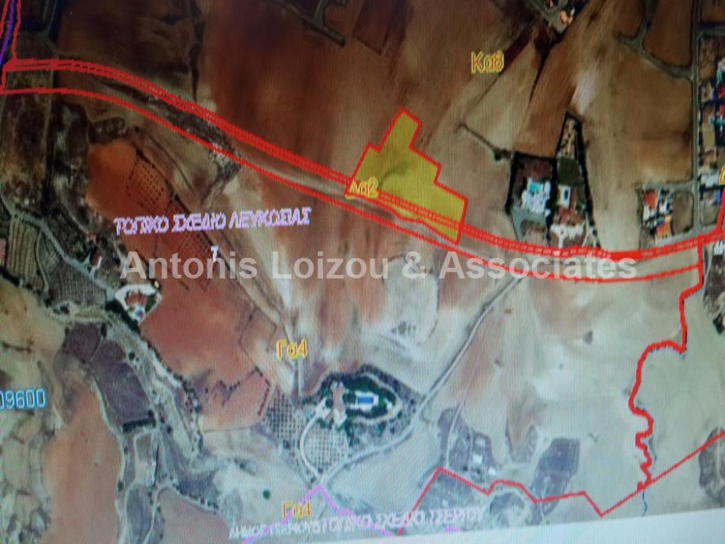 Field in Nicosia (Lakatamia) for sale