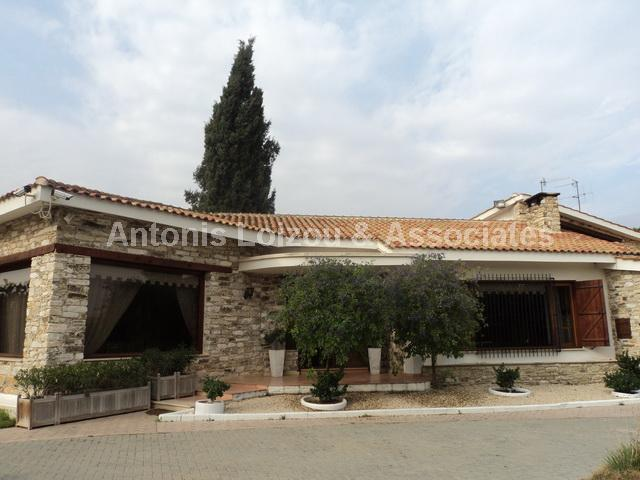 Four Bedroom Villa in Lakatamia properties for sale in cyprus