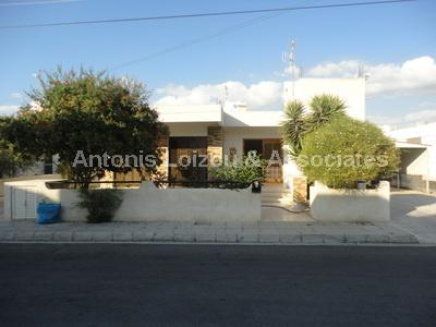 Bungalow in Nicosia (Lakatamia) for sale