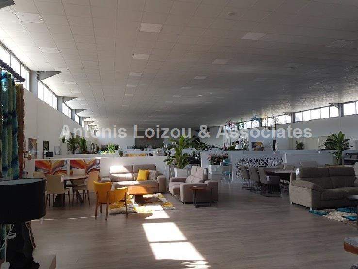 2050m² Showroom in Latsia with return on 3.2 return on investmen properties for sale in cyprus