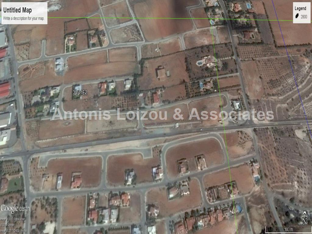 Land in Nicosia (Latsia) for sale