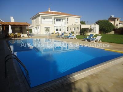 Detached Villa in Nicosia (Latsia) for sale