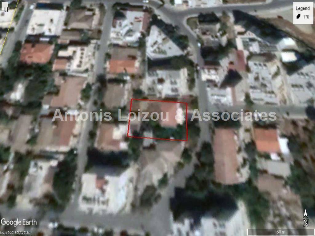 Land in Nicosia (Lykavitos) for sale