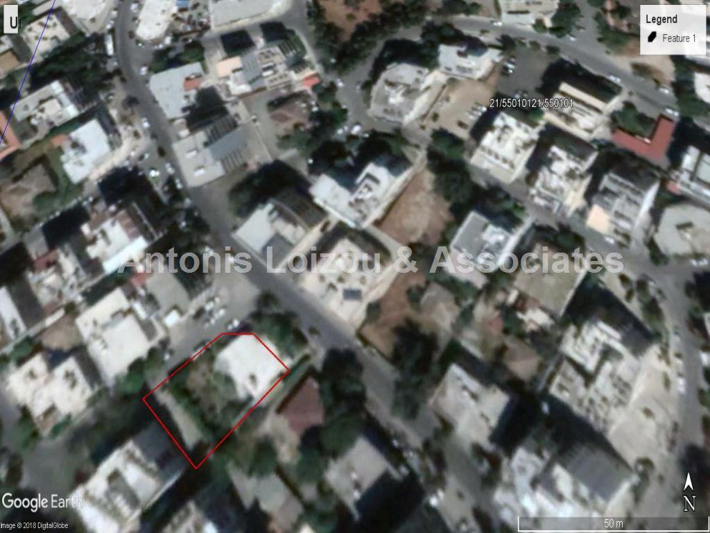 Land in Nicosia (Lykavitos) for sale