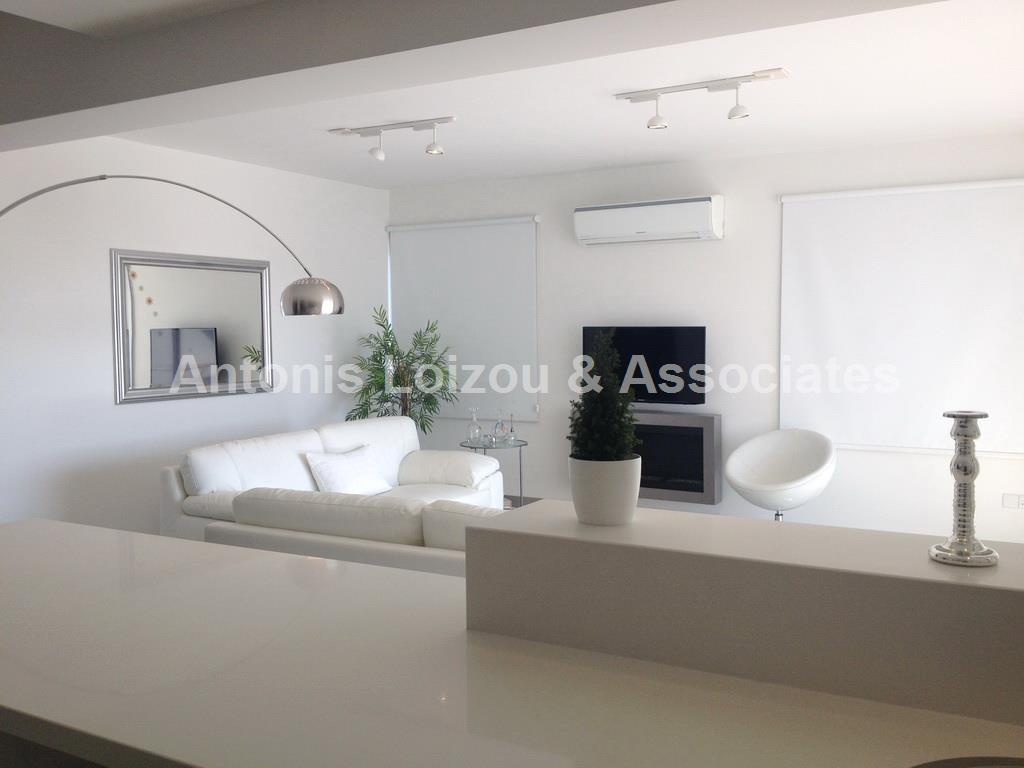 2 Bed Top floor Modern Apartment in Lykavitos
