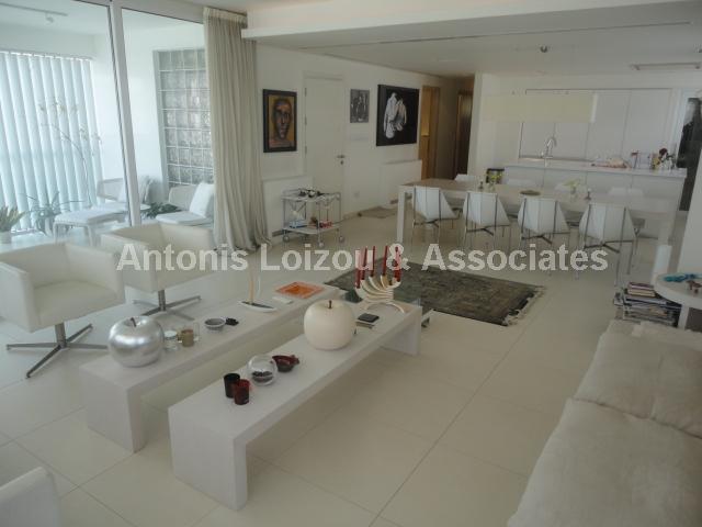 Three Bedroom Duplex Top Floor Apartment in Lykavitos
