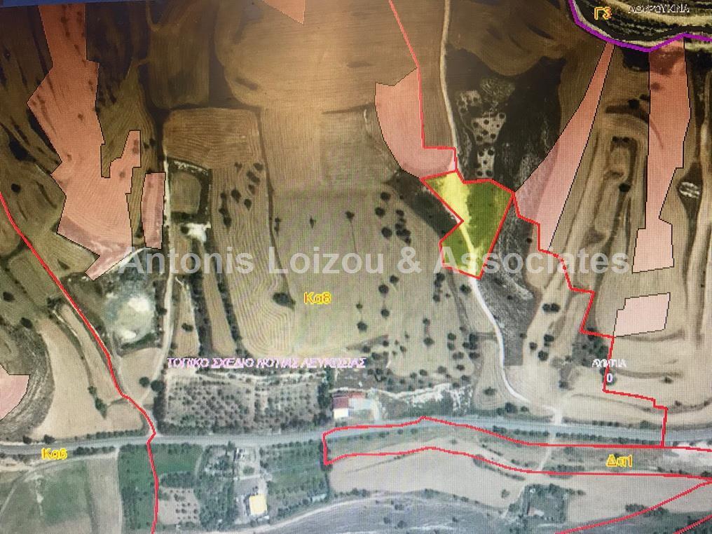 Field in Nicosia (Lympia) for sale