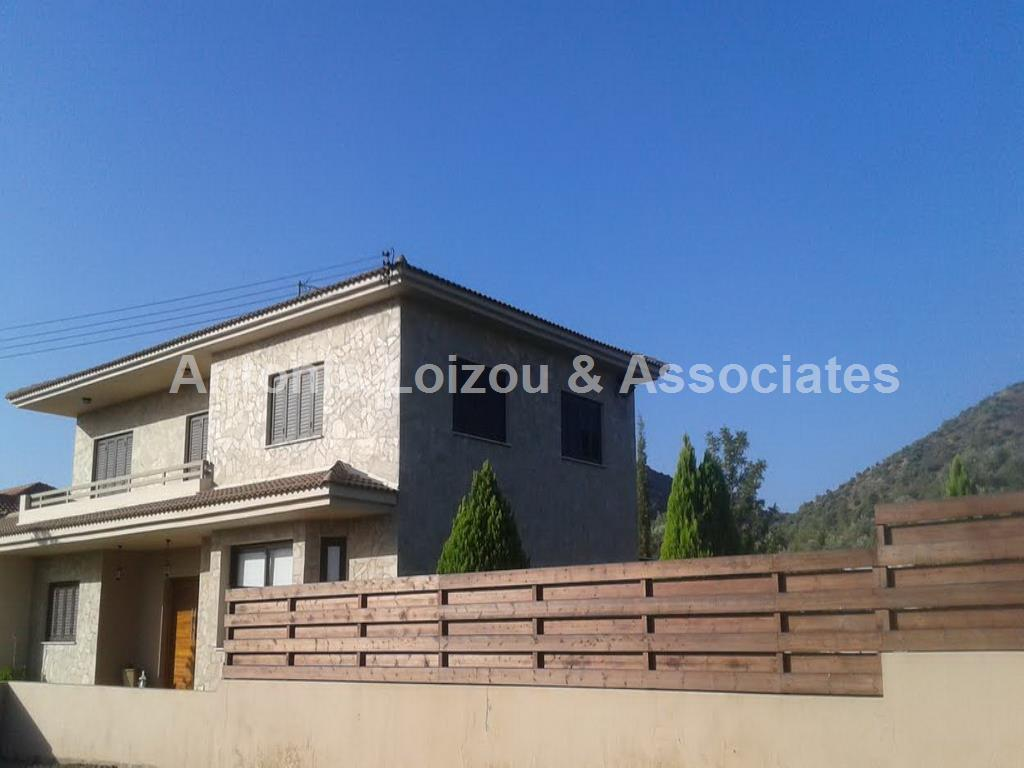 Detached House in Nicosia (Lythrodontas) for sale