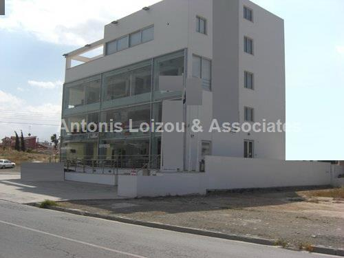 Whole Commercial Building in Makedonitissa properties for sale in cyprus