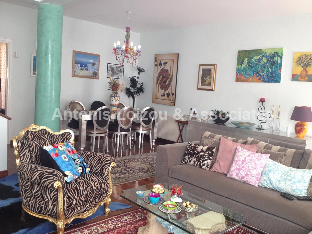 Semi detached Ho in Nicosia (Makedonitissa) for sale