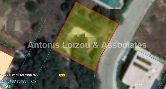 Land in Nicosia (Makedonitissa) for sale