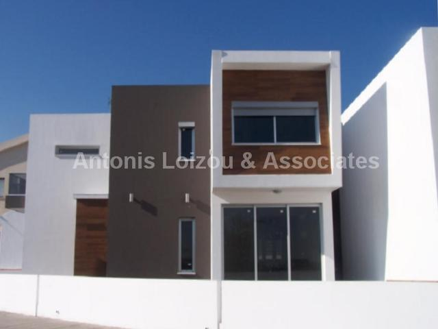 Four Bedroom Modern House in Makedonitissa properties for sale in cyprus