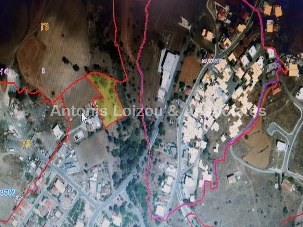 Field in Nicosia (Malounta) for sale