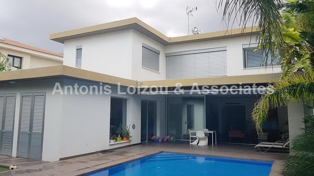 3 Bedroom House in Latsia with pool properties for sale in cyprus