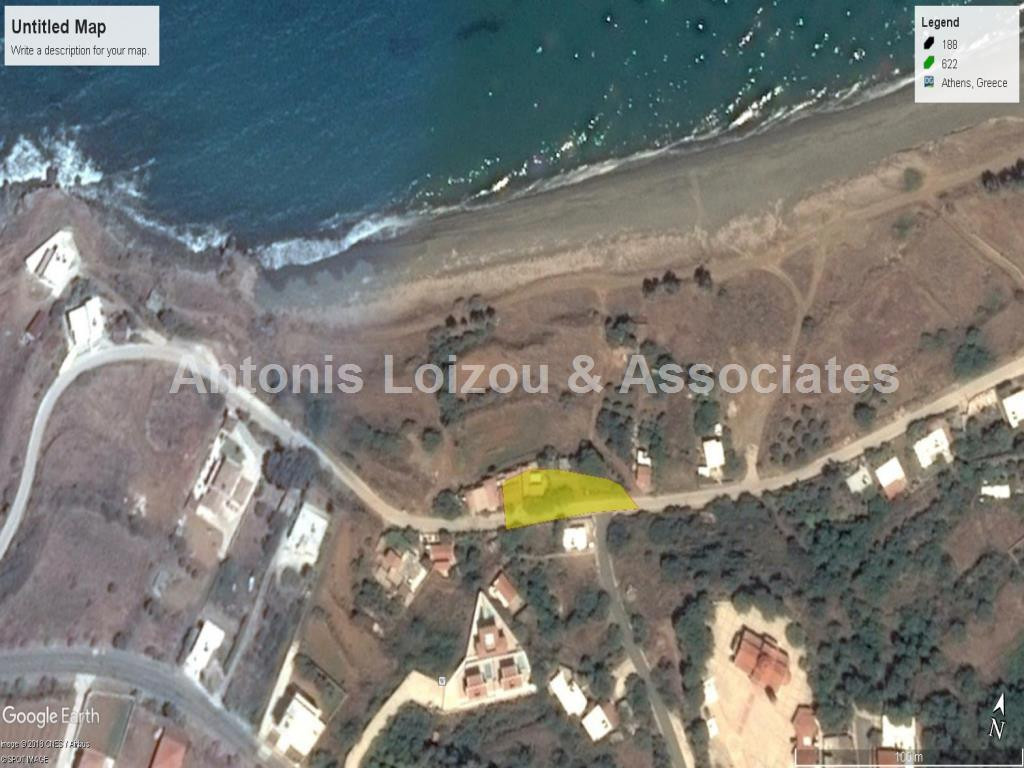 Land in Nicosia (Pachyammos ) for sale