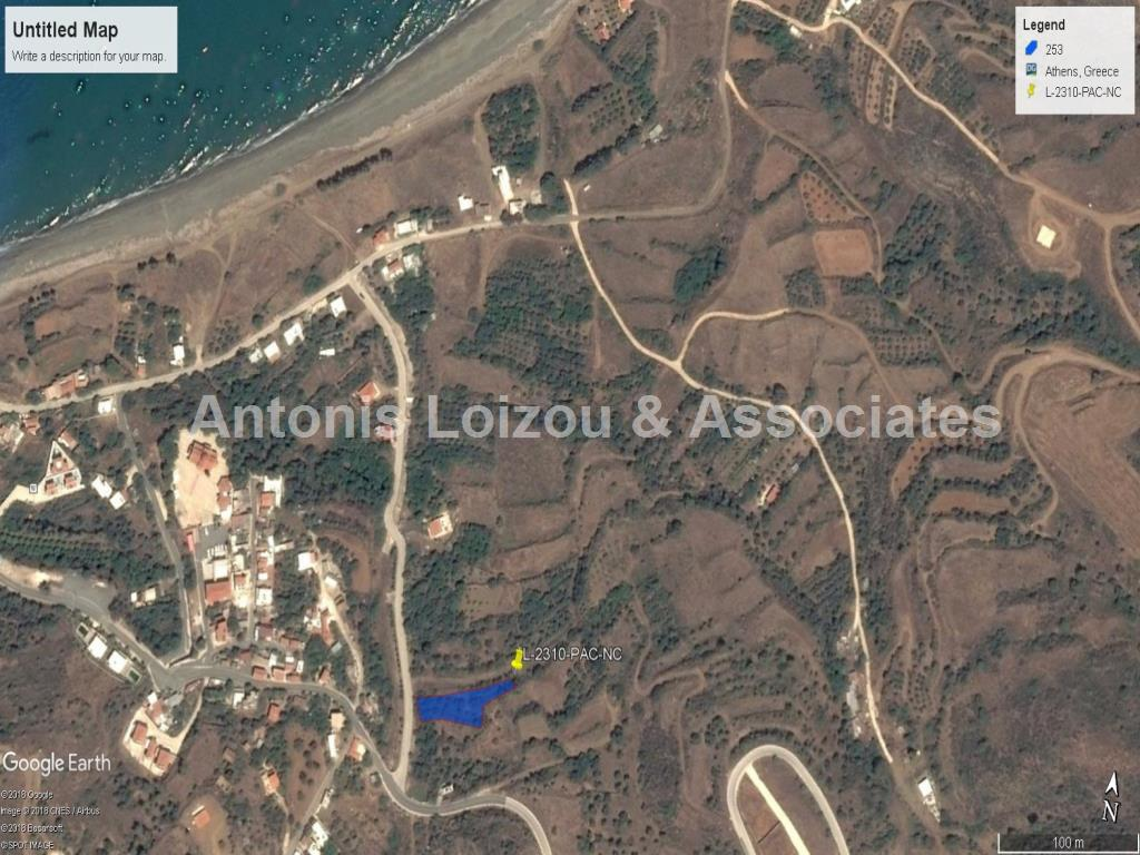 Field in Nicosia (Pachyammos ) for sale