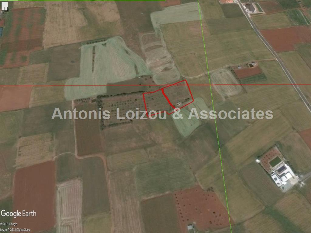 3976m² Residential Plot in Paliometocho properties for sale in cyprus