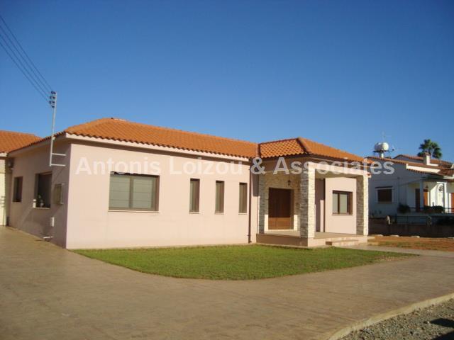 Villa in Nicosia (Paliometocho) for sale