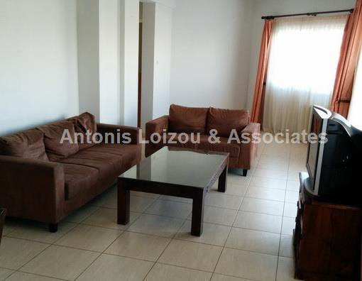 2 Bedroom Apartment in Pallouriotissa