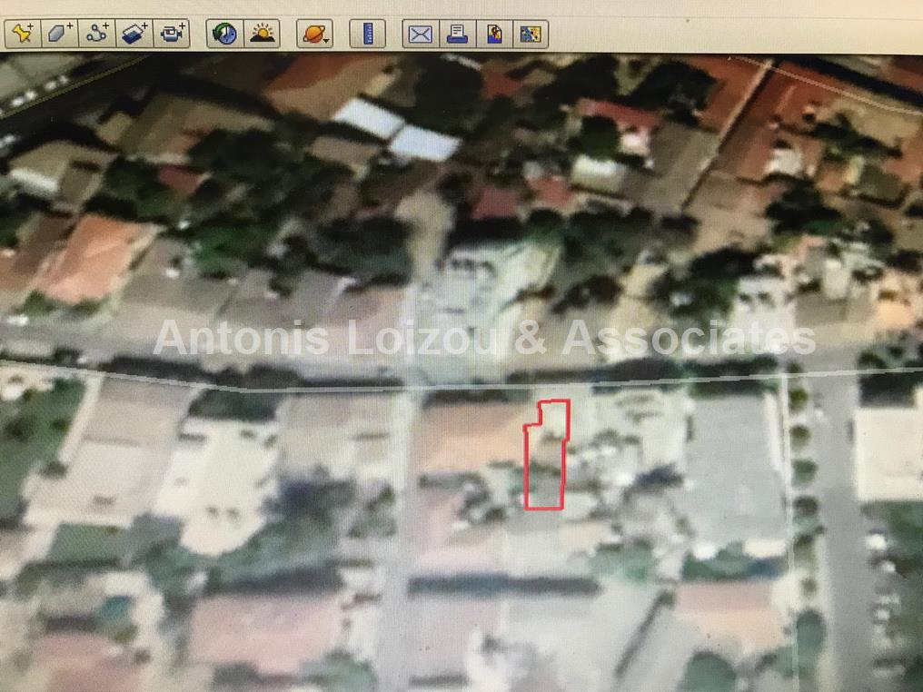 Land in Nicosia (Pallouriotissa) for sale