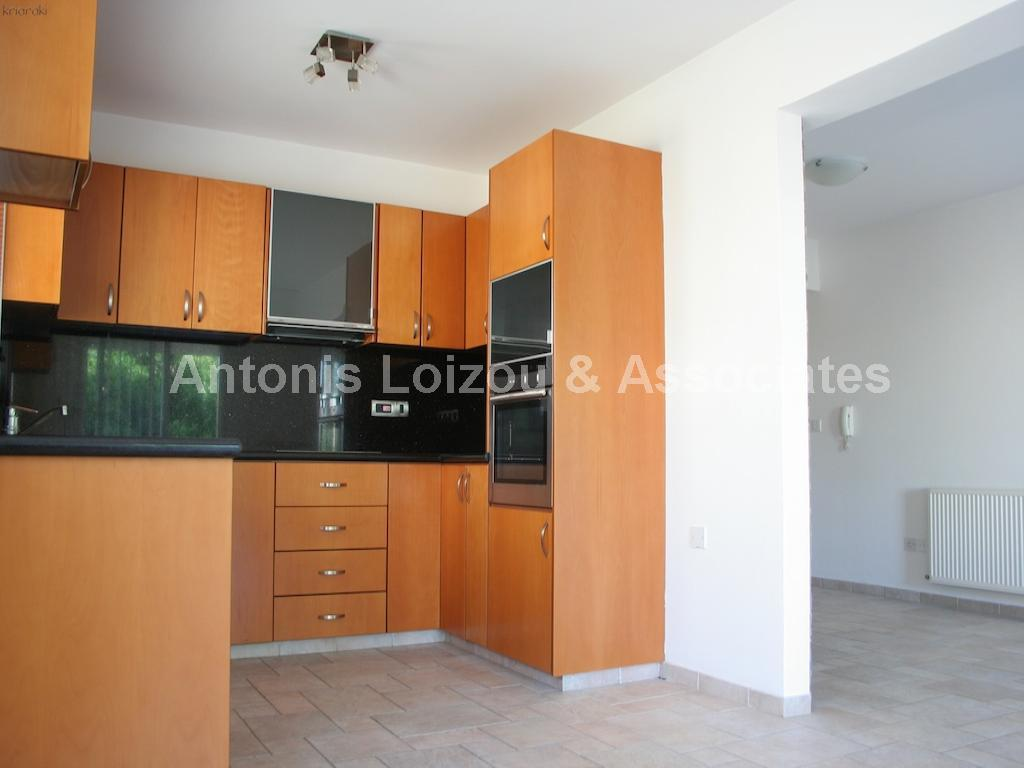 Large Two Bedroom Apartment in Pallouriotissa properties for sale in cyprus
