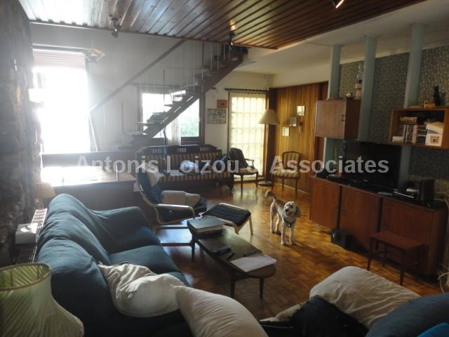 Three Bedroom Detached House in Pallouriotissa properties for sale in cyprus