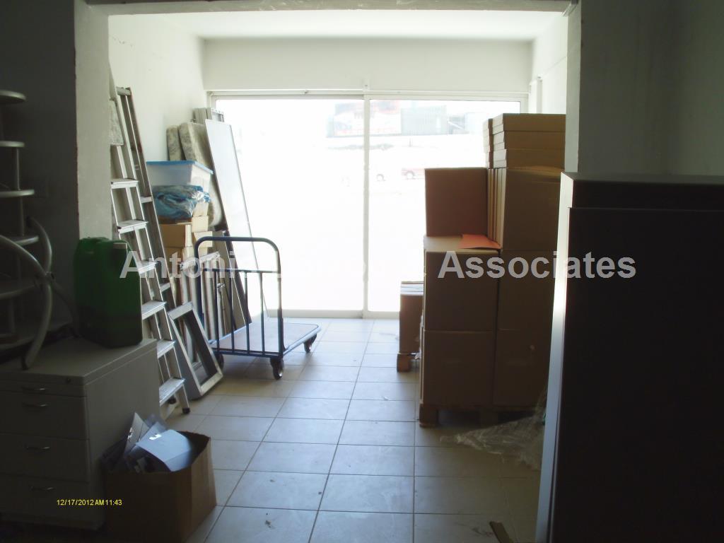 Shop in Nicosia (Pallouriotissa) for sale