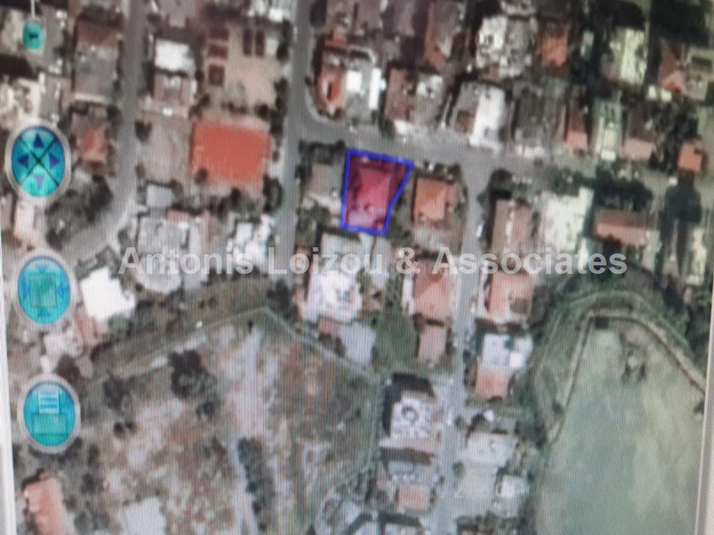 Land in Nicosia (Pallouriotissa) for sale