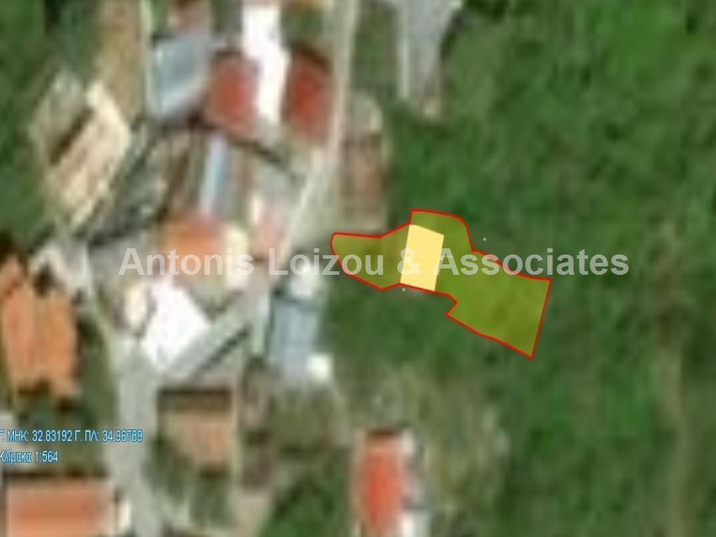 Land in Nicosia (Pedoulas) for sale