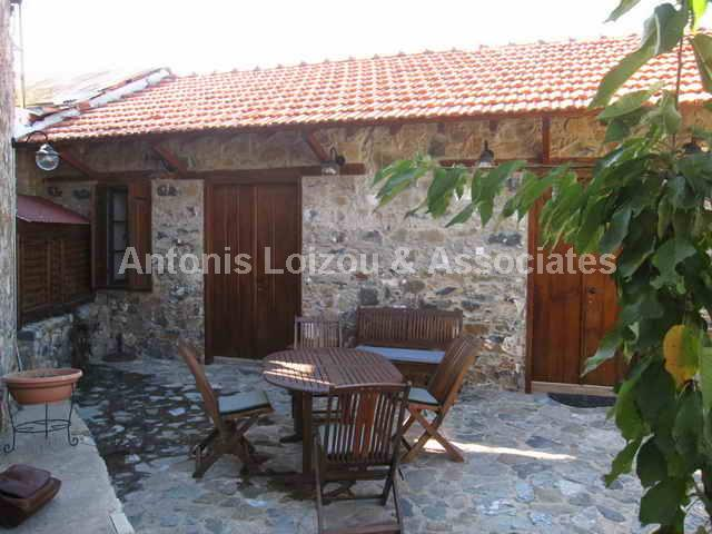 Two Bedroom Traditional Village House in Pedoulas properties for sale in cyprus