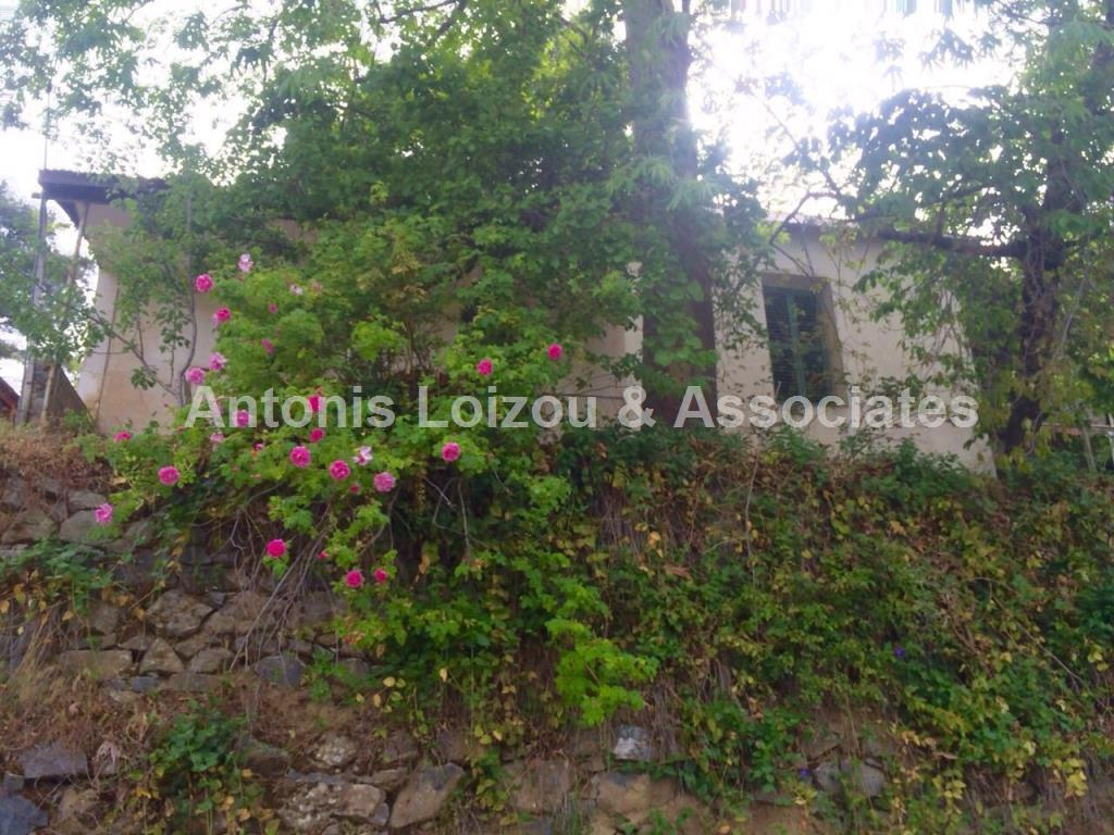 Detached House in Nicosia (Pedoulas) for sale