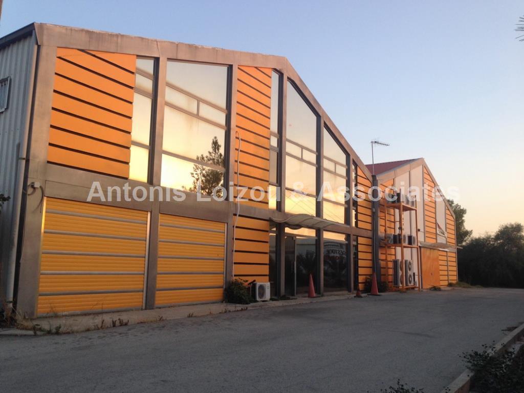 Shop in Nicosia (Pera Chorio Nisou) for sale