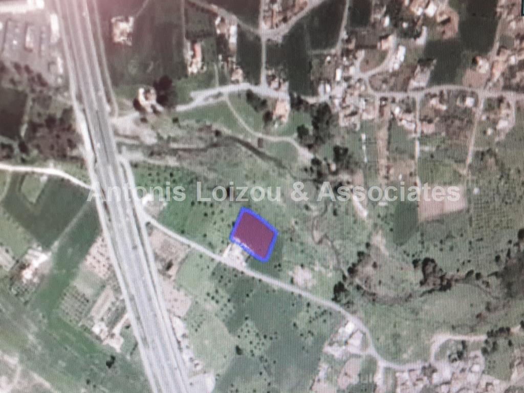 Land in Nicosia (Pera Chorio Nisou) for sale
