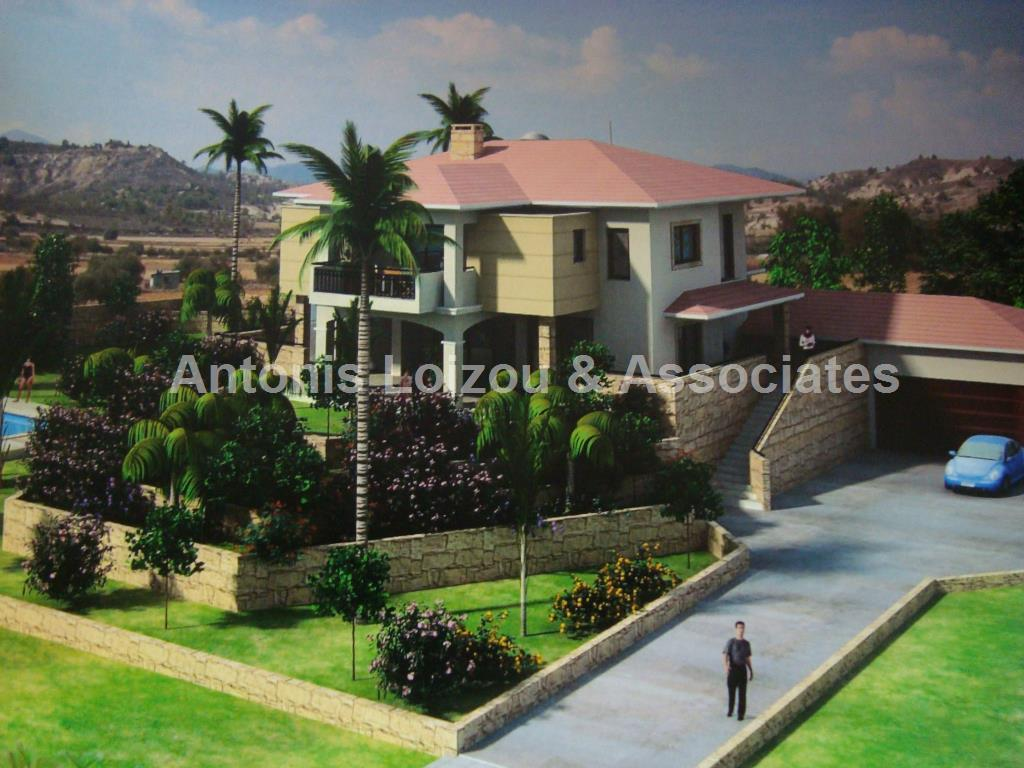 4 Bed Detached House in Politiko - REDUCED properties for sale in cyprus